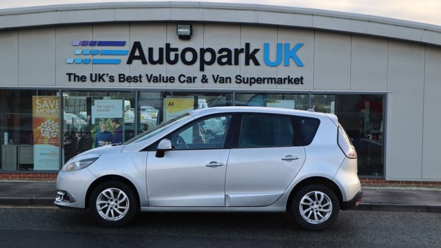 USED 2014 64 RENAULT SCENIC 1.5 DYNAMIQUE TOMTOM ENERGY DCI S/S 5d 110 BHP . LOW DEPOSIT OR NO DEPOSIT FINANCE AVAILABLE . COMES USABILITY INSPECTED WITH 30 DAYS USABILITY WARRANTY + LOW COST 12 MONTHS ESSENTIALS WARRANTY AVAILABLE FROM ONLY £199 (VANS AND 4X4 £299) DETAILS ON REQUEST. ALWAYS DRIVING DOWN PRICES . BUY WITH CONFIDENCE . OVER 1000 GENUINE GREAT REVIEWS OVER ALL PLATFORMS FROM GOOD HONEST CUSTOMERS YOU CAN TRUST .