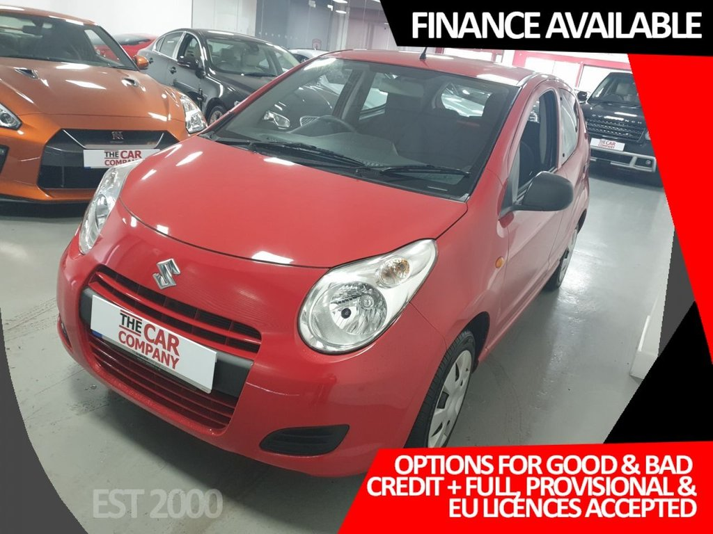 USED 2011 61 SUZUKI ALTO 1.0 SZ3 5d 68 BHP * LOW MILES * £20 ROAD TAX * 2 KEYS * JULY 2021 MOT *