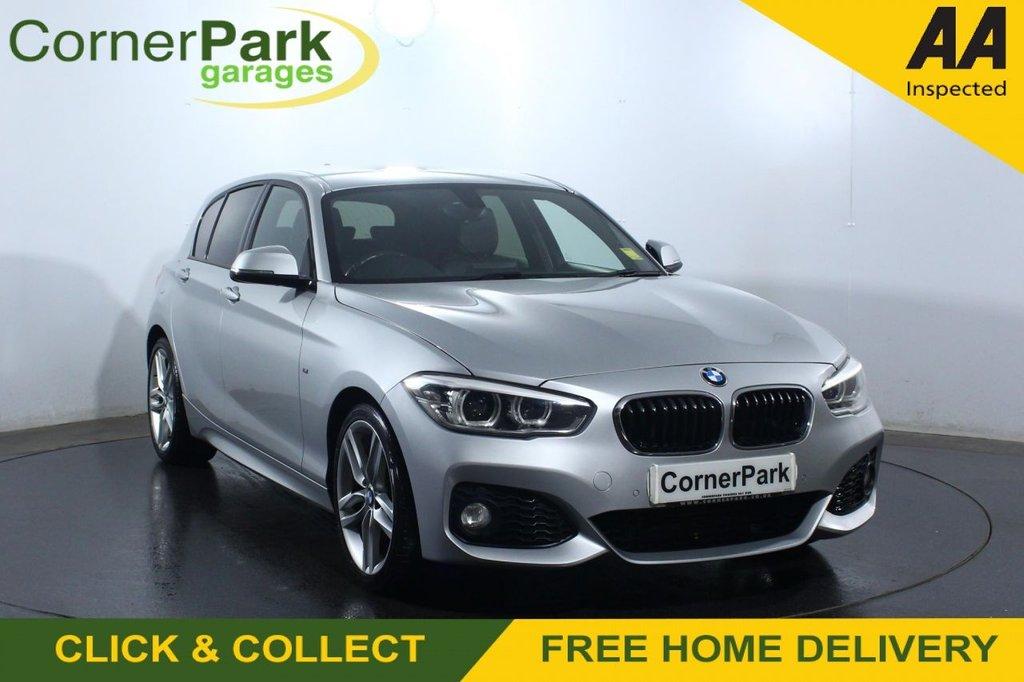 USED 2016 65 BMW 1 SERIES 1.5 116D M SPORT 5d 114 BHP