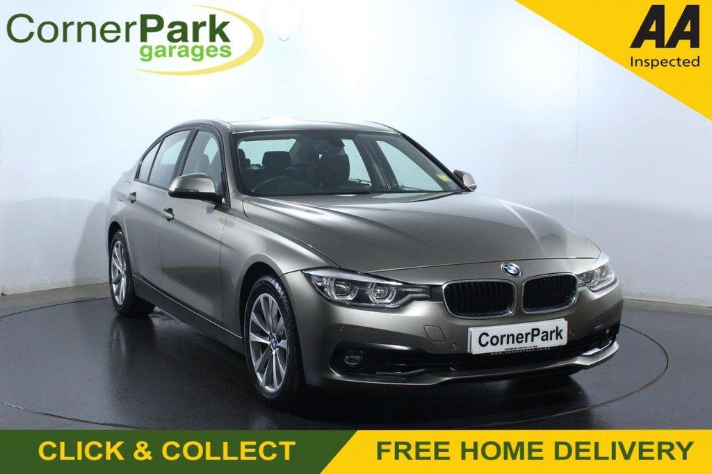 USED 2017 17 BMW 3 SERIES 2.0 320I SE 4d 181 BHP