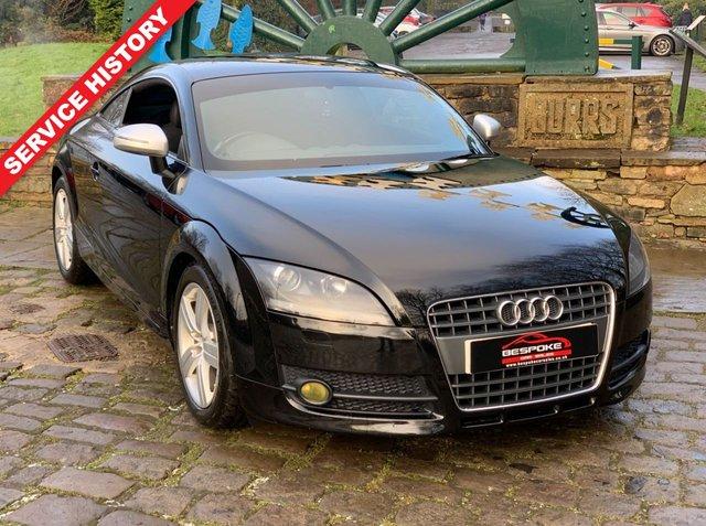 2008 08 AUDI TT 2.0 TFSI 3d 200 BHP