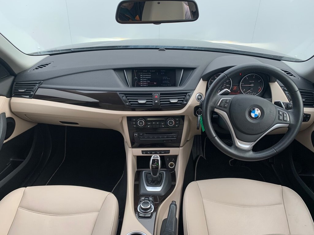 USED 2013 63 BMW X1 2.0 XDRIVE20D XLINE 5d 181 BHP