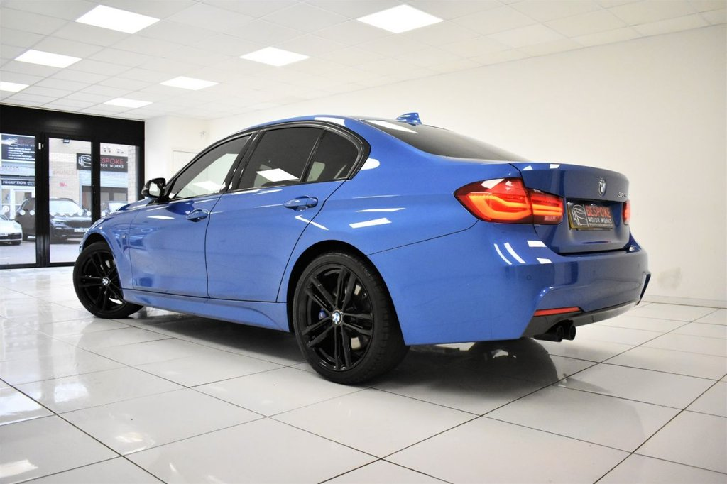 USED 2017 67 BMW 3 SERIES 320D 2.0 M SPORT SHADOW EDITION