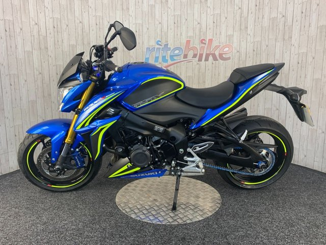 SUZUKI GSX-S1000 at Rite Bike