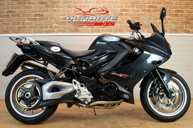 USED 2014 63 BMW F 800 GT  - FREE NATIONWIDE DELIVERY