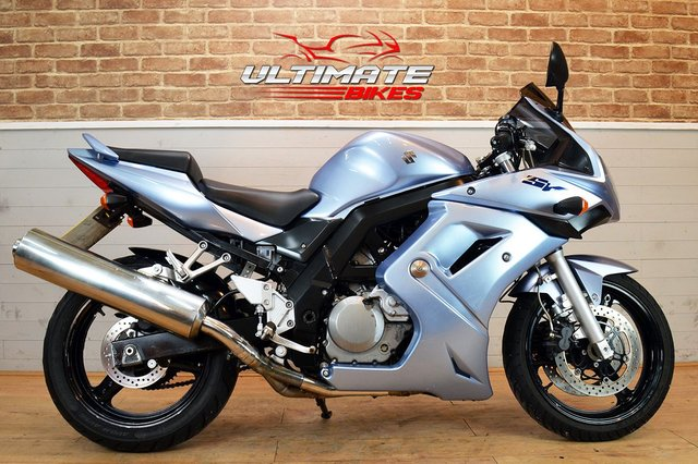 USED 2007 07 SUZUKI SV650 S K6  - FREE NATIONWIDE DELIVERY