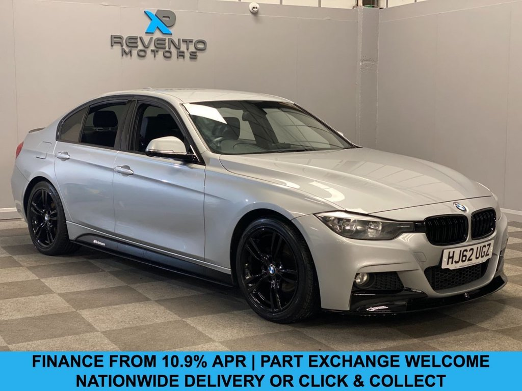 USED 2012 62 BMW 3 SERIES 2.0 318D M SPORT 4d 141 BHP CLICK/COLLECT | NATIONWIDE DELIVERY