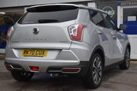 USED 2020 70 SSANGYONG TIVOLI 1.6 ULTIMATE 5d 126 BHP AVAILABLE FOR ONLY £380 PER MONTH WITH £0 DEPOSIT
