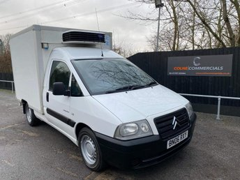 2006 CITROEN DISPATCH 2.0 HDi 900 Refrigerated Van 3dr (Somers) £3950.00