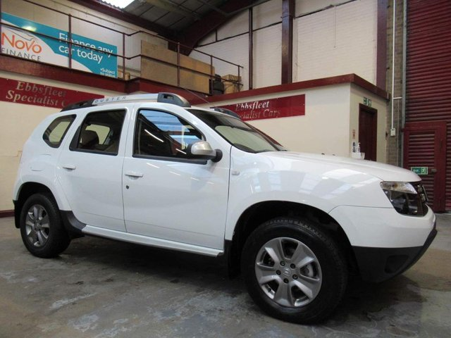 USED 2015 15 DACIA DUSTER 1.5 dCi Laureate 4WD (s/s) 5dr ***57000 MILES S/HISTORY***