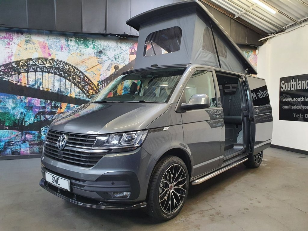 USED 2021 70 VOLKSWAGEN T6.1 Campervan 2.0 T28 TDI  HIGHLINE 109 BHP