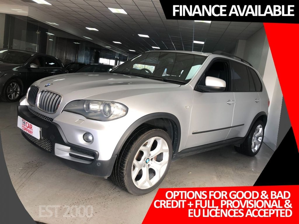 USED 2007 07 BMW X5 3.0 D SE 7STR 5d 232 BHP * CRUISE * CLIMATE * 20 INCH WHEELS * PRIVACY GLASS *