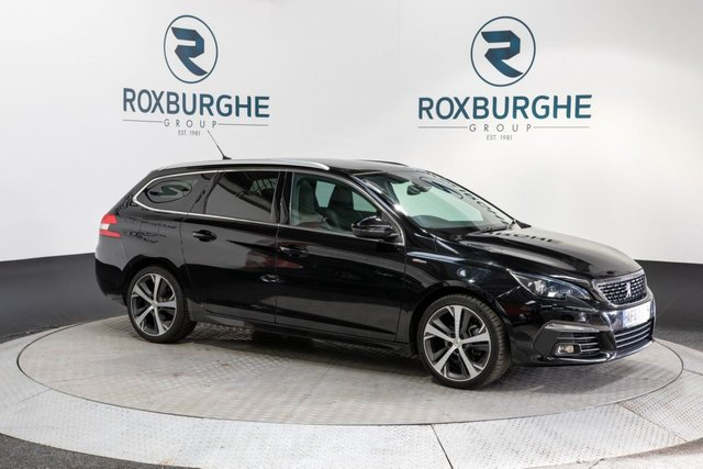 USED 2017 67 PEUGEOT 308 1.6 BLUE HDI S/S SW GT LINE 5d 120 BHP