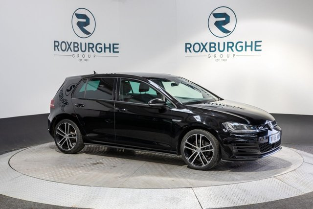 USED 2016 66 VOLKSWAGEN GOLF 2.0 GTD 5d 181 BHP