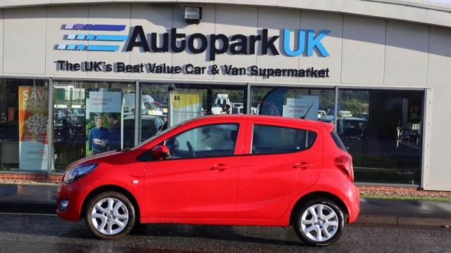 USED 2015 15 VAUXHALL VIVA 1.0 SE 5d 74 BHP . LOW DEPOSIT OR NO DEPOSIT FINANCE AVAILABLE . COMES USABILITY INSPECTED WITH 30 DAYS USABILITY WARRANTY + LOW COST 12 MONTHS ESSENTIALS WARRANTY AVAILABLE FROM ONLY £199 (VANS AND 4X4 £299) DETAILS ON REQUEST. ALWAYS DRIVING DOWN PRICES . BUY WITH CONFIDENCE . OVER 1000 GENUINE GREAT REVIEWS OVER ALL PLATFORMS FROM GOOD HONEST CUSTOMERS YOU CAN TRUST .