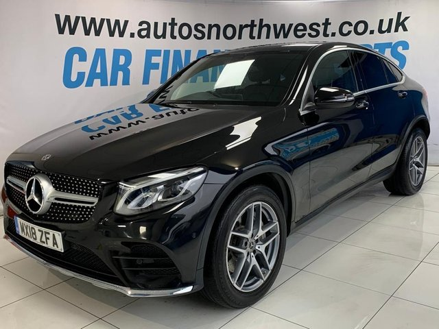 MERCEDES-BENZ GLC-CLASS at Autos North West