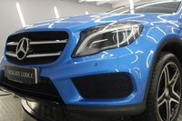 USED 2015 65 MERCEDES-BENZ GLA-CLASS 2.1 GLA220 CDI 4MATIC AMG LINE PREMIUM 5d 168 BHP SAT/NAV, DAB, BLUETOOTH, REVERSE CAMERA, CRUISE, NIGHT PACK, POWER BOOT, 6 SERVICES..