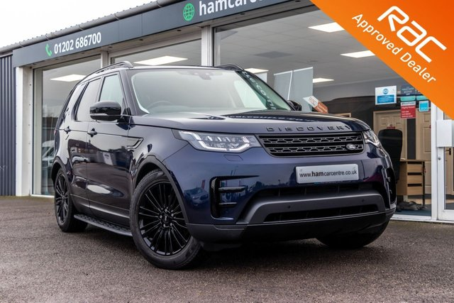 2018 18 LAND ROVER DISCOVERY 3.0 COMMERCIAL TD6 SE 255 BHP 5 SEATER