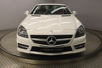 USED 2015 15 MERCEDES-BENZ SLK 2.1 SLK250 CDI BLUEEFFICIENCY AMG SPORT 2d 204 BHP SAT/NAV, LEATHER, BLUETOOTH