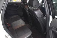USED 2012 62 AUDI A3 1.6 TDI S LINE 5d 105 BHP (£20 ROAD TAX - PRIVACY GLASS)