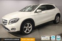 USED 2017 17 MERCEDES-BENZ GLA-CLASS 2.1 GLA 200 D SPORT PREMIUM PLUS 5d 134 BHP SAT/NAV, DAB, BLUETOOTH, GLASS  ROOF, FULL LEATHER, HEATED MEMORY SEATS, TINTED GLASS,  AUTOMATIC
