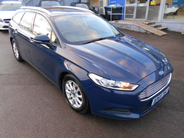 USED 2015 65 FORD MONDEO 2.0 STYLE ECONETIC TDCI 5d 148 BHP