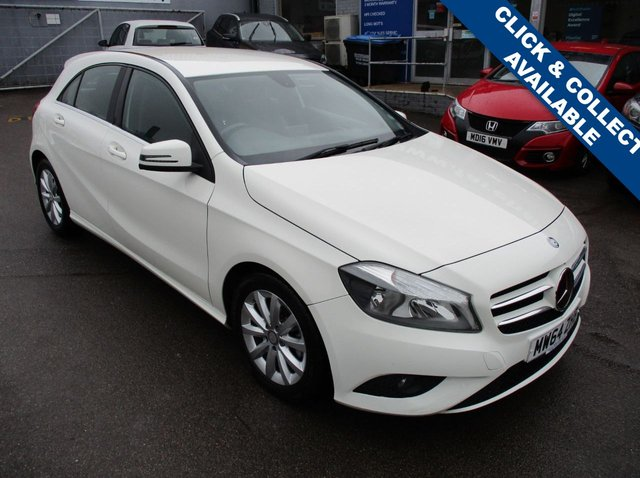USED 2015 64 MERCEDES-BENZ A-CLASS 1.5 A180 CDI ECO SE 5d 109 BHP FANTASTIC CONDITION AND DRIVE