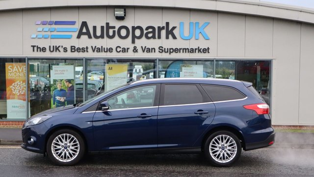 USED 2013 13 FORD FOCUS 1.6 ZETEC TDCI 5d 113 BHP * ALL CREDIT HISTORIES WELCOME *