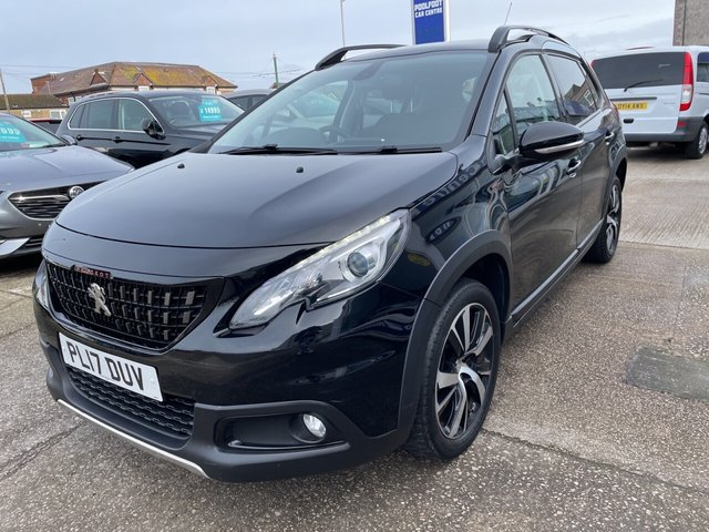 USED 2017 17 PEUGEOT 2008 1.2 PURETECH S/S GT LINE 5d 130 BHP *** FINANCE & PART EXCHANGE WELCOME *** 1 OWNER FROM NEW SAT/NAV REVERSE CAMERA BLUETOOTH PHONE PARKING SENSORS CRUISE CONTROL DAB RADIO