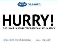 USED 2014 64 MERCEDES-BENZ A-CLASS 1.6 A180 BLUEEFFICIENCY SPORT 5d 122 BHP