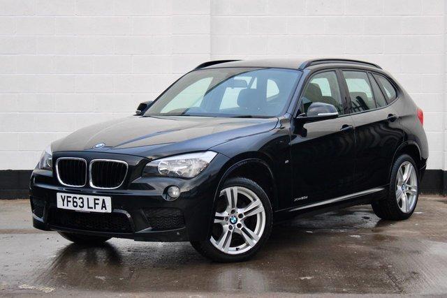 2013 63 BMW X1 2.0 XDRIVE20D M SPORT 5d 181 BHP