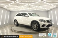 USED 2017 67 MERCEDES-BENZ GLC-CLASS 2.1 GLC 220 D 4MATIC AMG LINE 5d 168 BHP SAT/NAV, HEATED LEATHER, DAB, BLUETOOTH, TINTED GLASS, UPGRADED ALLOYS, POWER BOOT, REVERSE CAMERA