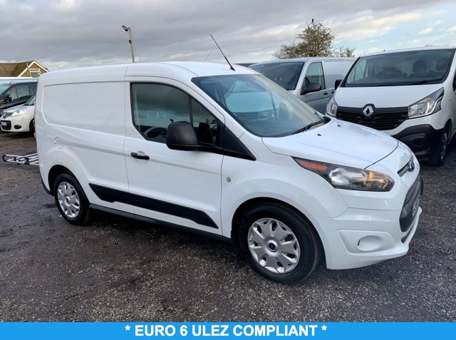 USED 2016 66 FORD TRANSIT CONNECT 1.5 200 TREND P/V 100 BHP