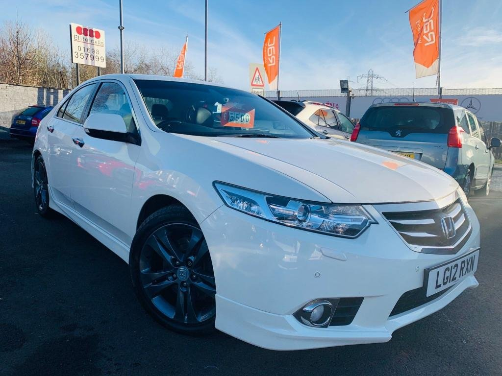 USED 2012 12 HONDA ACCORD 2.2 i-DTEC Type S 4dr Sold