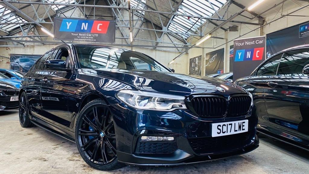 USED 2017 17 BMW 5 SERIES 3.0 540i M Sport Auto xDrive (s/s) 4dr PERFORMANCEKIT+20S+HEADUP