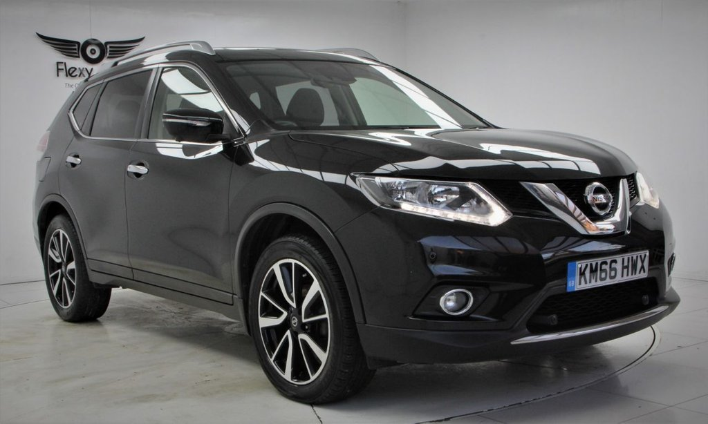 USED 2016 66 NISSAN X-TRAIL 1.6 N-VISION DCI XTRONIC 5d 130 BHP