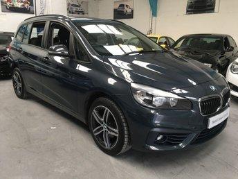 2017 BMW 2 SERIES 1.5 216D SPORT GRAN TOURER 5d 114 BHP £11990.00