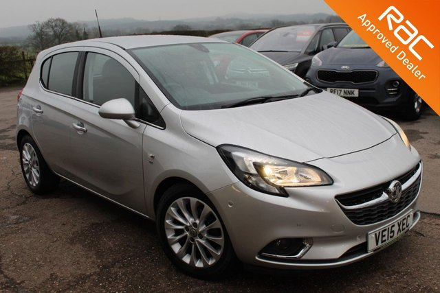 USED 2015 15 VAUXHALL CORSA 1.4 SE 5d 89 BHP AUTOMATIC VIEW AND RESERVE ONLINE OR CALL 01527-853940 FOR MORE INFO.
