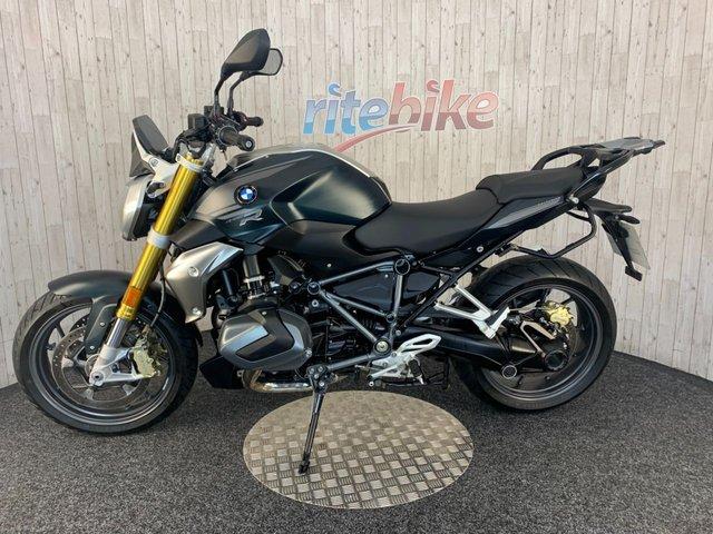 BMW R1250R at Rite Bike