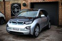 USED 2014 14 BMW I3 0.6 I3 RANGE EXTENDER 60AH 5d 168 BHP
