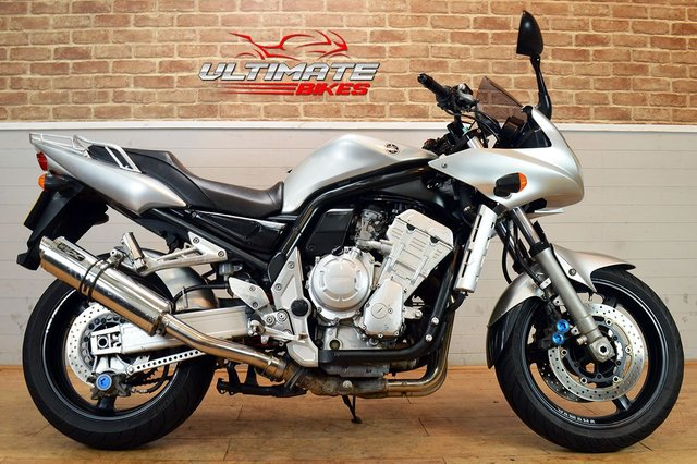 USED 2003 03 YAMAHA FZS 1000 FAZER  - FREE DELIVERY AVAILABLE