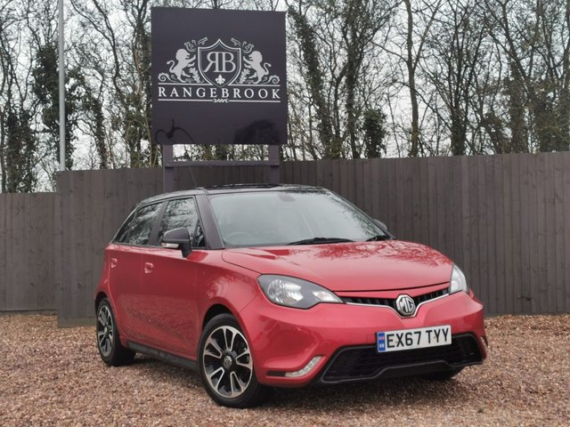 View our MG MG 3