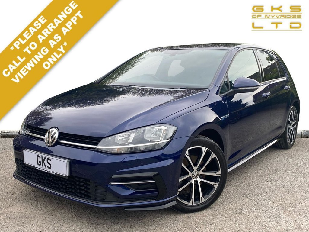 USED 2018 68 VOLKSWAGEN GOLF 1.5 R-LINE TSI EVO 5d 148 BHP ** NATIONWIDE DELIVERY AVAILABLE **