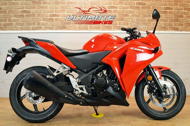 USED 2018 13 HONDA CBR250  - FREE NATIONWIDE DELIVERY