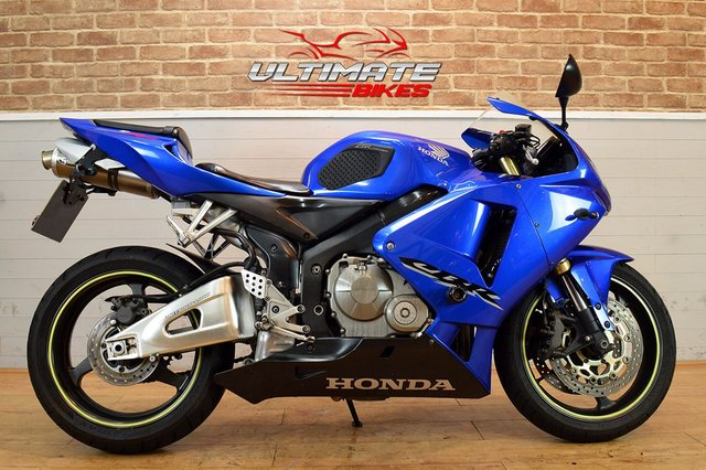 USED 2006 55 HONDA CBR 600 RR-5  - FREE NATIONWIDE DELIVERY