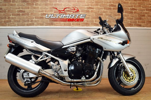 USED 2002 52 SUZUKI GSF 1200 S BANDIT K2  - FREE DELIVERY AVAILABLE