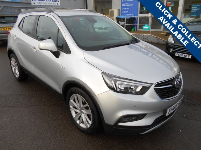 USED 2016 66 VAUXHALL MOKKA X 1.4 ACTIVE S/S 5d 138 BHP FANTASTIC CONDITION AND DRIVE