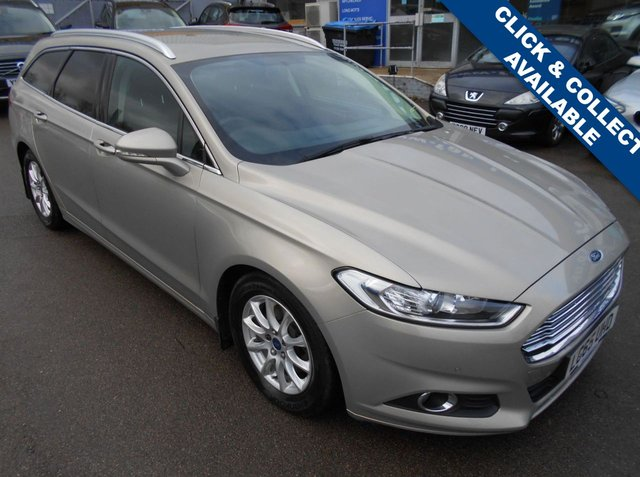 USED 2015 65 FORD MONDEO 1.5 ZETEC ECONETIC TDCI 5d 114 BHP FANTASTIC CONDITION AND DRIVE