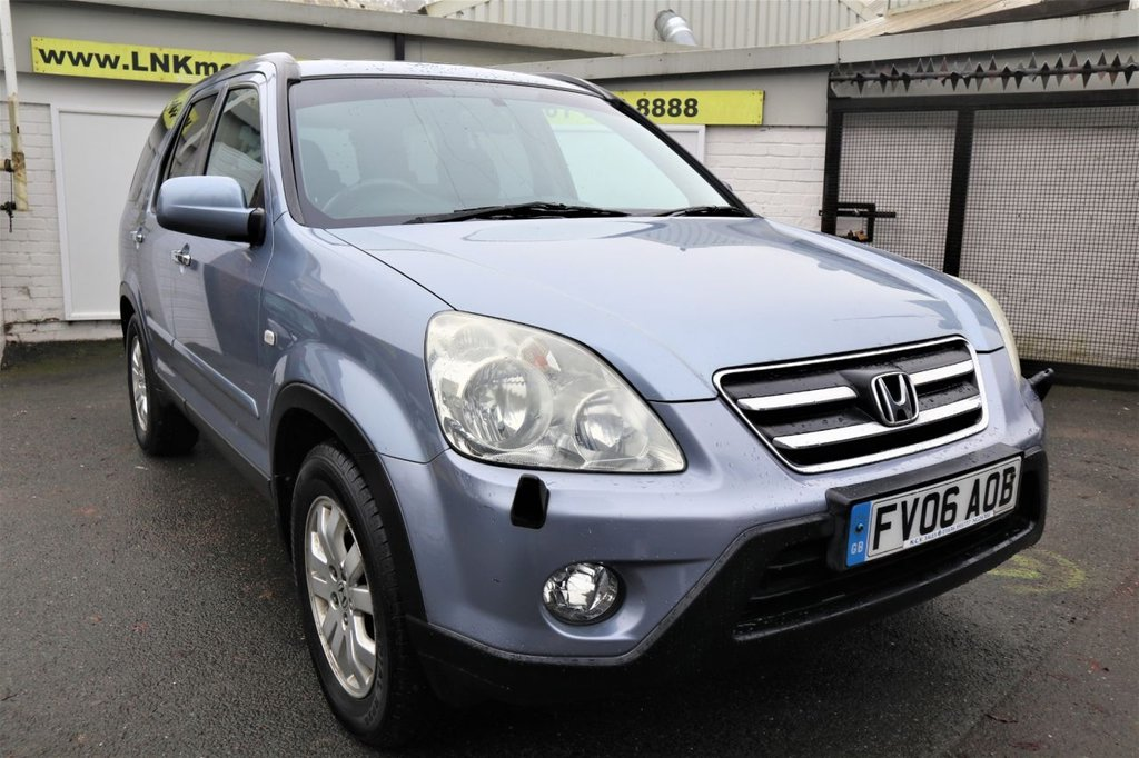 USED 2006 06 HONDA CR-V 2.2 I-CTDI SPORT 5d 138 BHP *CLICK & COLLECT OR DELIVERY