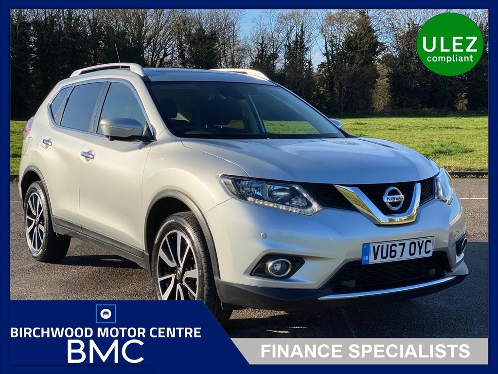 USED 2017 67 NISSAN X-TRAIL 2.0 N-VISION DCI XTRONIC 5d 175 BHP. Ulez Compliant, AUTOMATIC, FULL SERVICE HISTORY!!!!